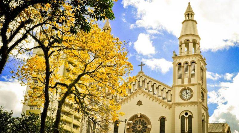 destinos para viajar no feriado de Corpus Christi