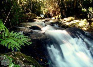 Cachoeira em Andradas